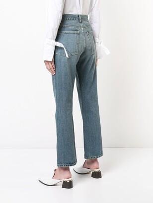 Eve Denim High Waisted Jeans