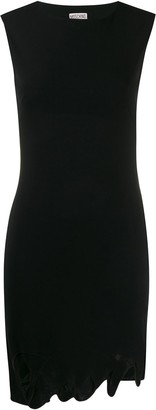 Moschino Pre-Owned 1990s cut-out detail dress
