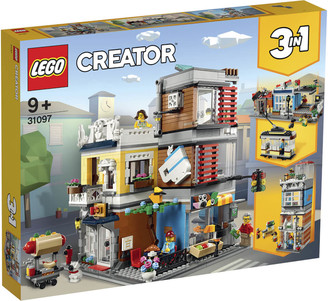 Lego Creator: Townhouse Pet Shop and Cafe (31097)