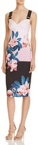 Ted Baker Orchid Wonderland Bodycon Dress - 100% Exclusive