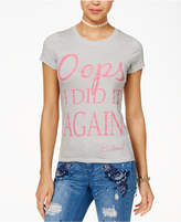 Bioworld Juniors' Oops Britney Spears High-Low Graphic T-Shirt