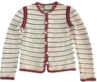 Gucci Beige Knitwear for Women