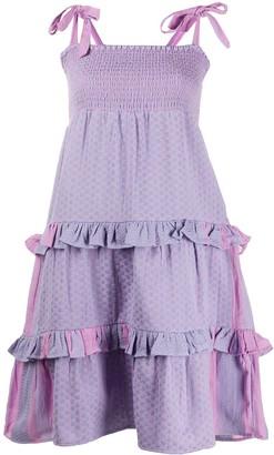 Cecilie Copenhagen Minami ruffled dress