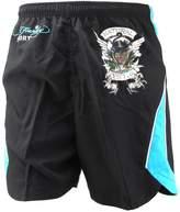 Ed Hardy Bulldog Woven Shorts