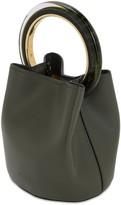 Marni Pannier Sac Smooth Leather Bag