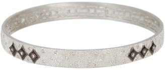 Armenta New World Wide Crivelli Pave Set Bangle Bracelet