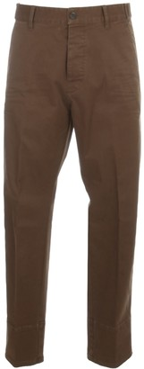 DSQUARED2 Hockney Fit Stretch Twill Pants