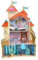 Kid Kraft Disney Princess Ariel Land to Sea Castle Dollhouse