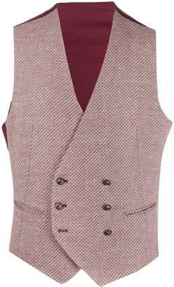Tagliatore double breasted waistcoat