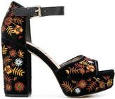 Sam Edelman Marsha embroidered sandals