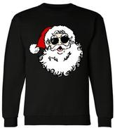 Ily Couture Kids Santa Sweatshirt - Black