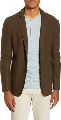 Billy Reid Regular Fit Boiled Wool Sport Coat
