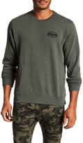 RVCA Note 3 Crew Neck Sweatshirt