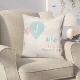 Didomenico Dream Big Little One Throw Pillow Harriet Bee Customize: Yes
