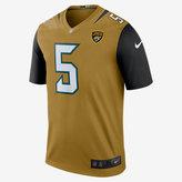 Nike NFL Jacksonville Jaguars Color Rush Legend (Blake Bortles) Men's Football Jersey