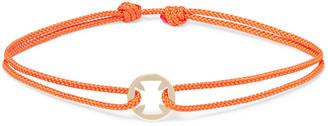 Luis Morais Cord And Gold Bracelet