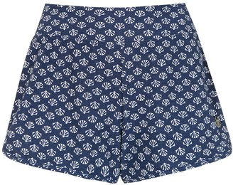 Track & Field Conchas shorts