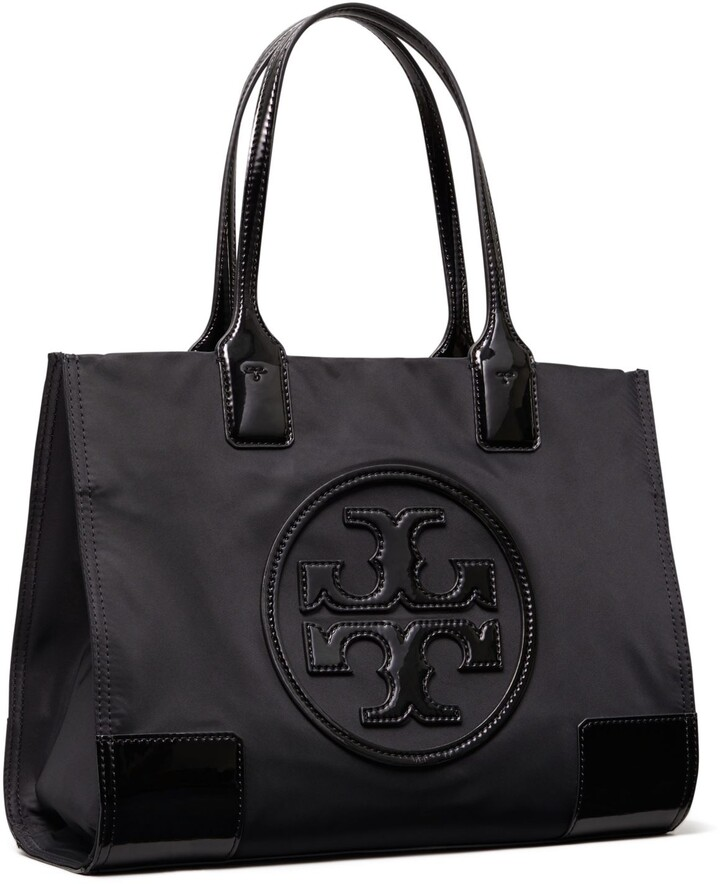 Tory Burch ELLA PATENT MINI TOTE