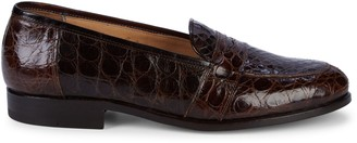 Nettleton Houston Crocodile Loafers