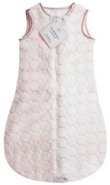 Swaddle Designs Fuzzy zzZipMe Sack® - Circles