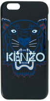 Kenzo tiger printed iPhone 6 case - men - PVC - One Size