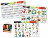 Melissa & Doug Alphabet & Numbers Learning Mats Set