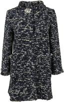 Blugirl Boxy Woven Coat