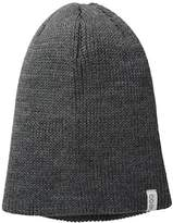 Coal Mens The frena Fine Knit Striped Beanie Hat