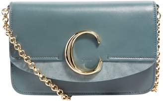Chloé Leather C Chain Strap Bag
