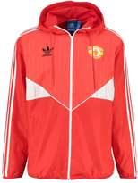 Adidas Originals Manchester United Summer Jacket Red