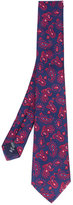 fe-fe paisley embroidered tie