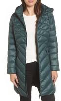 Halogen Women's Hooded Down Puffer Jacket