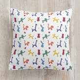 Minted Bold Balloon Animals Square Pillow