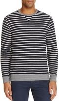 Sol Angeles Reverse Terry Striped Sweatshirt