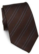 Giorgio Armani Striped Silk Tie