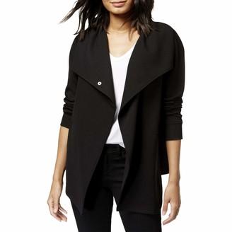 Kensie Women's Textured Stretch Jacket