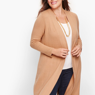 Talbots Classic Open Front Duster