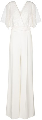 Max Mara Bridal Bibo sequined jumpsuit
