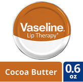 Vaseline Lip Therapy Lip Balm Tin Cocoa Butter