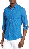 Scotch & Soda Men's Check Woven Shirt