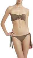 BCBGMAXAZRIA Bandeau Bikini Top