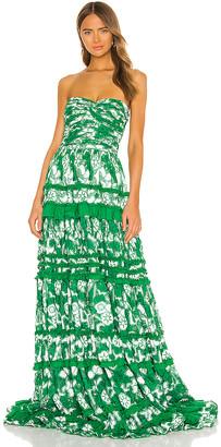Alexis Samanta Gown
