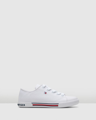Tommy Hilfiger Lace Canvas Sneakers II