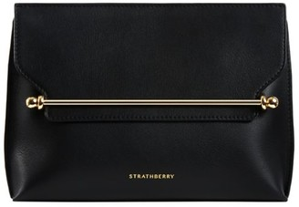 Strathberry East/West Stylist Leather Crossbody Bag