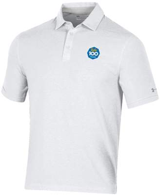 Under Armour Men's Charged Cotton Collegiate Polo