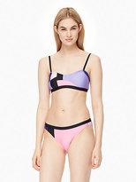 Kate Spade Gulf breeze cami bikini top