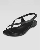 Cole Haan Inwood Flat Thong Sandal, Black