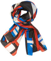 Sportscraft Heather Patchwork Scarf