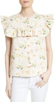 Rebecca Taylor Women's Floral Top