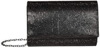 Jessica McClintock Alexis Sparkle Clutch (Rose Gold) Clutch Handbags